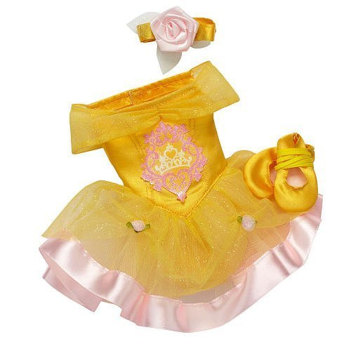 Disney Princess & Me Ballet Doll Outfit and Toe Shoes - Belle for $<!--$24.99-->