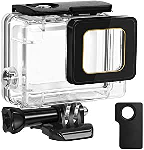 Yimobra Waterproof Housing Case for GoPro Hero 7 Hero 6 Hero 5 Black/Hero (2018) Diving Protective Housing Shell 147FT 45M with Bracket Accessories, Action Camera