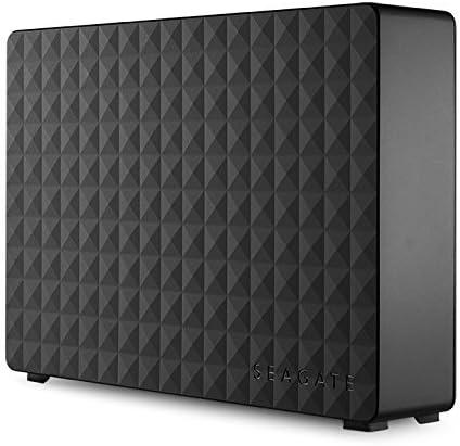 Seagate STEB8000100 Expansion 8TB Desktop External Hard Drive USB 3.0