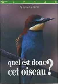 quel est donc cet oiseau 9782092784358 books