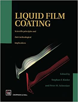 ?NEW? Liquid Film Coating: Scientific Principles And Their Technological Implications. online ability alumnos numbers Neuer Penny