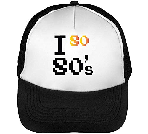 Blanco Vector Epic Gorras Negro 80 I 80'S Snapback Hombre Beisbol 6wzxF