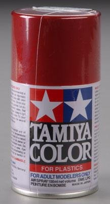 Tamiya Spray Lacquer Paint TS-39 Mica Red