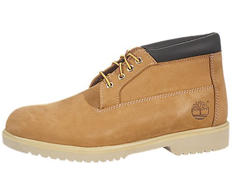 Timberland Men's Waterproof Chukka Wheat Boot 9 Men US