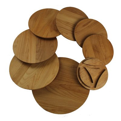 - Enclume Cws8 8-Tier Alder Board Set,