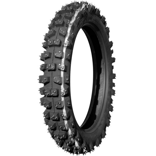 Mitas Trelleborg Winter Studded Motorcycle Rear Tire 110/100-18 XT-454 by Mitas (Image #1)