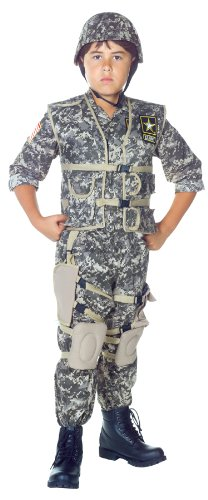 U.S. Army Ranger Deluxe Costume - Small -