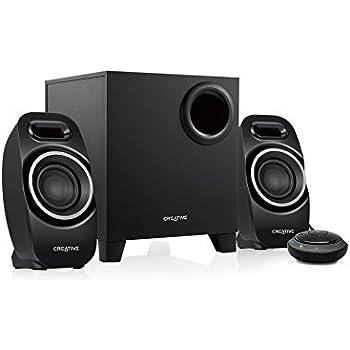 Creative T3250W Wireless 2.1 Bluetooth Speaker System (51MF0450AA003)