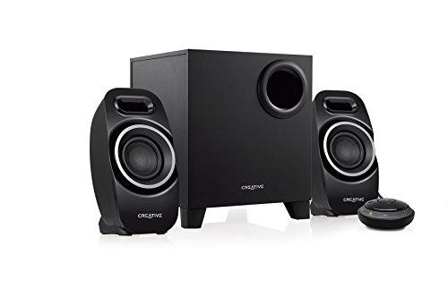 Creative T3250W Wireless 2.1 Bluetooth Speaker System
