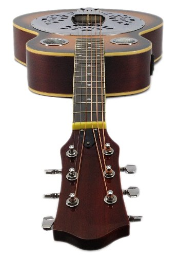 buy resonator guitar acoustic electric sepele spruce steel pan blues jazz at guitar center. Black Bedroom Furniture Sets. Home Design Ideas