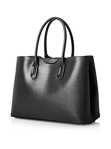 3d1faca0f767 Ralph Lauren Tate City Tote Handbag In Black - RRP £280  Amazon.co.uk   Shoes   Bags