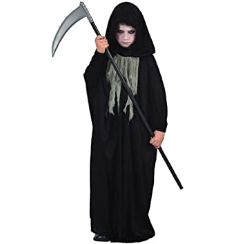 Disfraz de muerte niño: Amazon.es: Juguetes y juegos