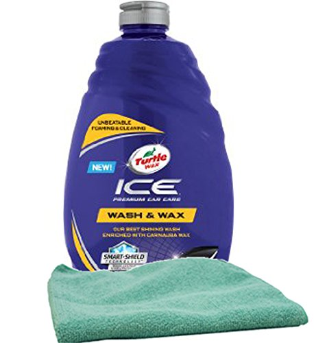 Turtle Wax Liquid Car Wash, 48 Oz, Bottle (T472R)