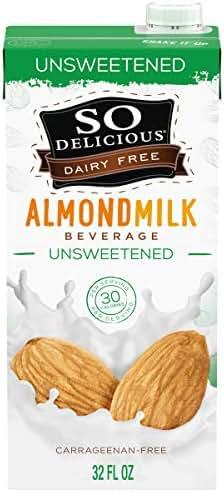 Non-Dairy Milks: So Delicious