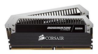 Corsair Dominator Platinum 16GB (2x8GB) DDR4 4000MHz C19 Desktop Memory (B071L1CX4S) | Amazon price tracker / tracking, Amazon price history charts, Amazon price watches, Amazon price drop alerts