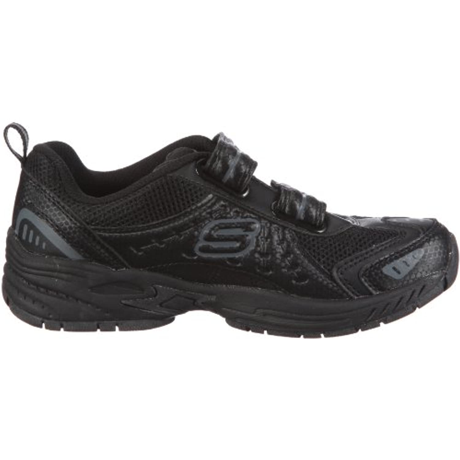 Skechers Good Sports Sanction 998009L Boys Sneakers, Black - Child 11 UK (28.5 EU)