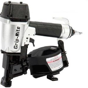 Grip Rite Prime Guard GRTRN45 Pneumatic Coil Roofing Nailer (1-Pack)