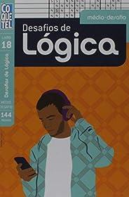LIVRO COQUETEL DESAFIOS DE LÓGICA 18