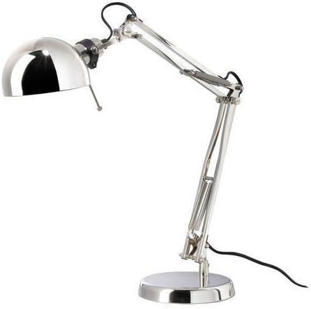 Ikea – Lámpara de Mesa Forsa lámpara de Trabajo con Brazo ...