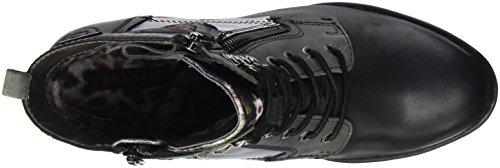 Multicolour Bugatti 1081 Boots Black Black 411333321616 Women's UZxqZwXR