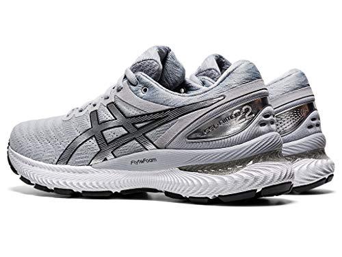 ASICS Women's Gel-Nimbus 22 Platinum Running Shoes 2