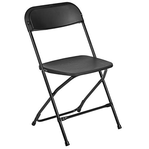 Hercules and Trade Series Folding Chair (Chairs Dining Costco Leather)