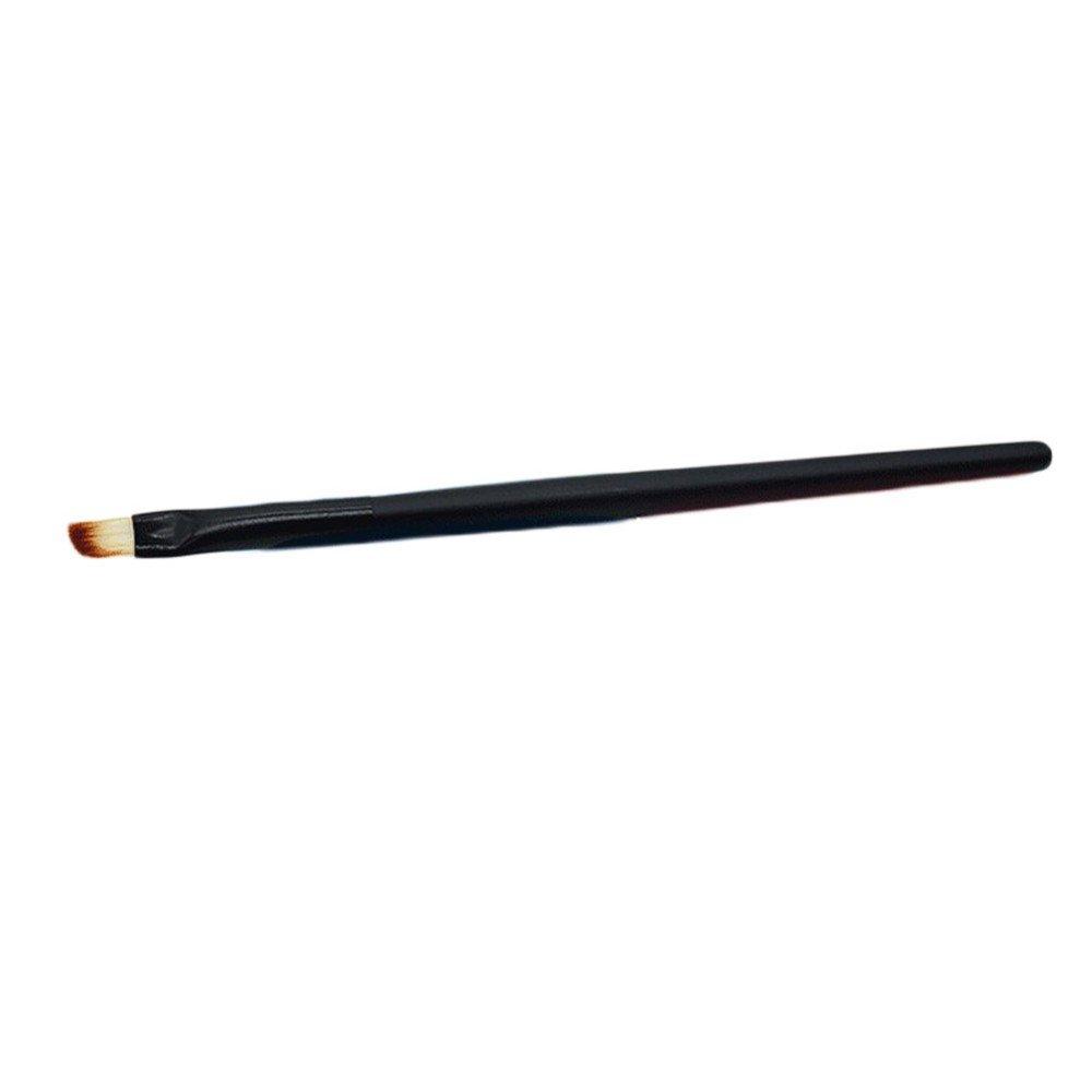 Pyracin(TM) Single Eyelashes Makeup Eyebrow Brush Cosmetic Tool 1pc Women Professional Artificial Fiber Brush