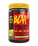 MUTANT BCAA Powder 9.7, Branched Chain Amino Acids with L-Arginine & Electrolytes for Muscle Building and Nitric Oxide Enhancement, Key Lime Cherry, 30 Servings