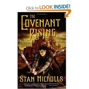 book cover of Quicksilver Rising