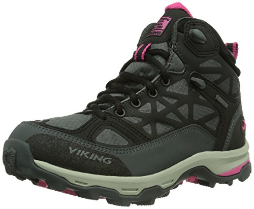 3 Cross Trainers Viking 7716 84450 Unisex Adults' Ascent Grey Gtx Outdoor 66qcFE