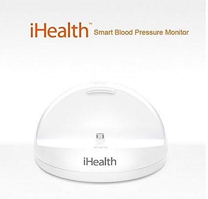 Original XIAOMI iHealth Blood Pressure Tensiómetro de brazo Presión Arterial Dock Monitor inteligente de tensión BP3