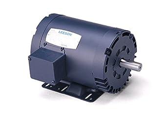 leeson compressor duty odp motor 1 phase 145t. Black Bedroom Furniture Sets. Home Design Ideas