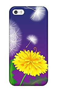 For Iphone Case, High Quality Flower For Iphone 5/5s Cover Cases