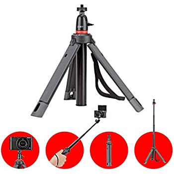 LED Lights Joby Handypod Mini Tripod and Handgrip for DSLR Portable Speakers Mirrorless CSC and Compact Cameras Microphones Action Cameras and Accessories Up to 1 Kg JB01555-Bww Mars Green