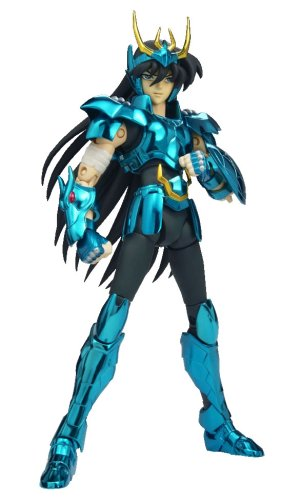 Saint Seiya Dragon Shiryu Myth Cloth Final Form by Bandai