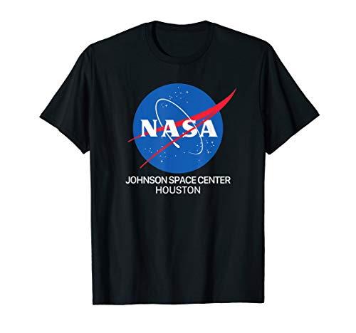 Johnson Space Center Houston - NASA Space T-Shirt