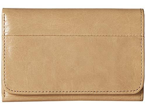 - Hobo Women's Jill Trifold Wallet Parchment One Size