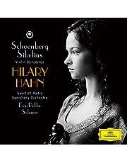 Schoenberg: Violin Concerto / Sibelius: Violin Concerto Op.47 (SHM-CD)