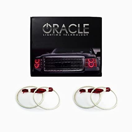 Oracle Lighting FO-F10408-R - Ford F-150 LED Halo Headlight Rings  sc 1 st  Amazon.com & Amazon.com: Oracle Lighting FO-F10408-R - Ford F-150 LED Halo ...