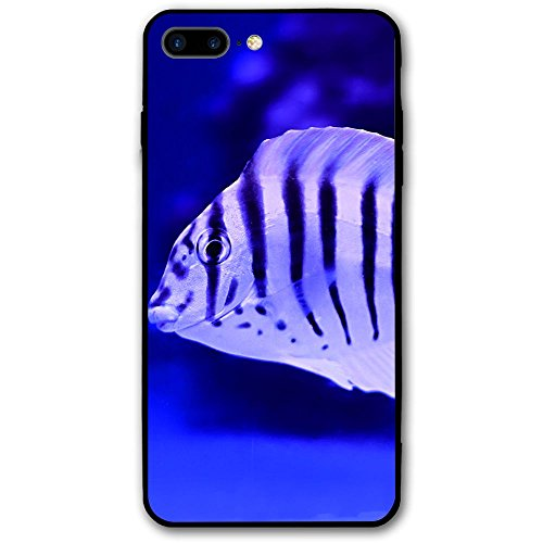 (Pabcdef Serenity Zebrafish IPhone 7 Plus/8 Plus IPhone 7/8 Plus Shockproof Case Skin Fits 5.5
