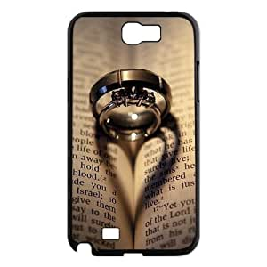 wedding ring DIY Cover Case for Samsung Galaxy Note 2 N7100 LMc-06164 at LaiMc