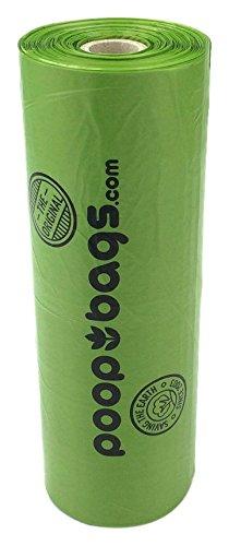 PoopBags Single Bulk Roll Poop product image