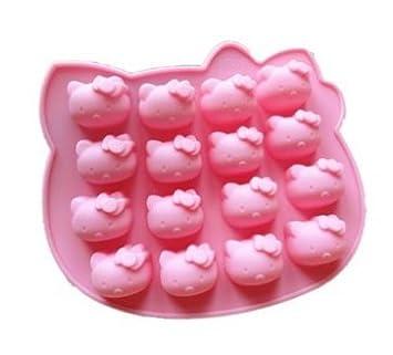 Shujon Hochwertige Hello Kitty Silikon Backform Fur Kuchen