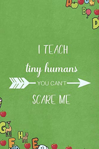 I Teach Tiny Humans You Can