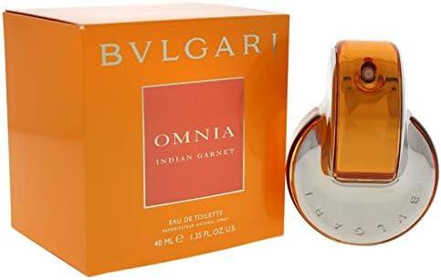 Bvlgari Omnia Indian Garnet Eau de Toilette, Spray für Damen, 40 ml