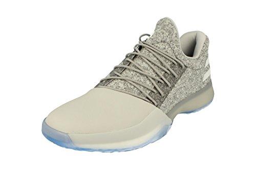 adidas Harden Vol. 1 - Zapatillas de baloncesto para Hombre, Gris - (GRPUMG/GRPULG/GRPUDG) 48