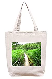 Trail – algodón Canvas Tote Bag