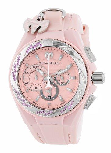 TechnoMarine Women's 113016 Cruise Locker Sparkling Watch