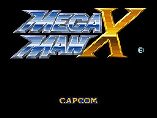 Mega Man X   New 3Ds  Digital Code