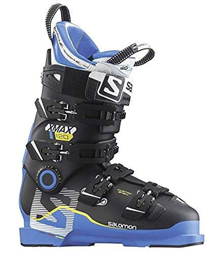 Salomon X Max 120 Alpine Downhill ski Boots for Men Blue/Black